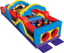 New 33 Ft. Obstacle Course Dry